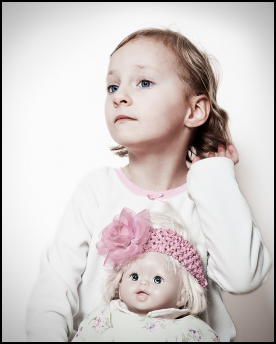 Madeline Elise Gauthiér age 6